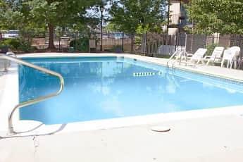 Pool, Parklane Gardens, 2