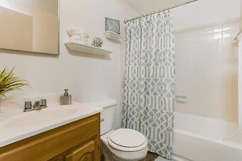 Bathroom, Arbor One, 2