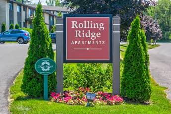 Community Signage, Rolling Ridge, 2