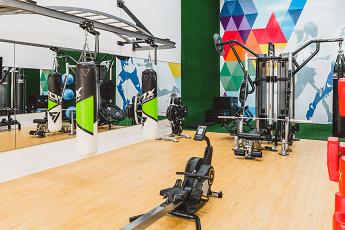 Fitness Weight Room, Alister Nanuet, 0