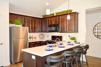 Kitchen, Seasons of Traverse Mountain Townhomes, 0