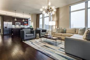 Living Room, 75201 Luxury Properties, 0
