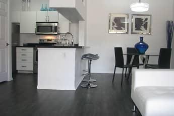 Kitchen, Riverwalk Condominiums, 1
