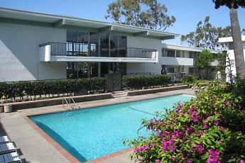Pool, Torrance Venture Apartments, 0
