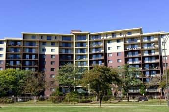 Building, Solaire Senior Community 62+, 0