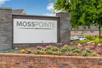 Community Signage, Moss Pointe, 2