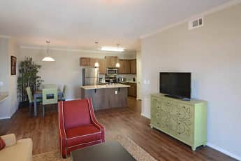 Living Room, Harbor Island, 1