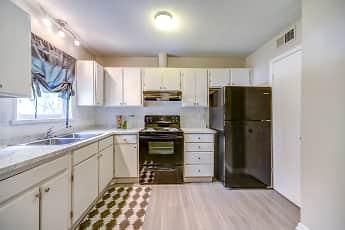 Kitchen, Wynsum Townhomes, 0