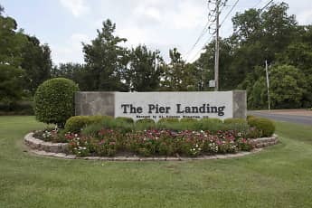 Community Signage, The Pier Landing, 2