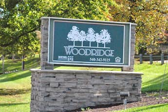 Community Signage, Woodridge Apartments, 0