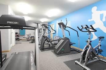 Fitness Weight Room, Door Creek, 1