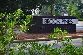 Community Signage, Brook Pines, 0
