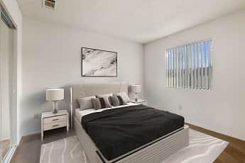 Bedroom, Pine Ridge, 0