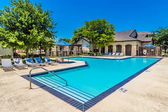 Pool, Signature at Trinity River, 0