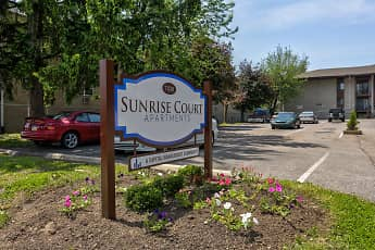 Community Signage, Sunrise Court, 0