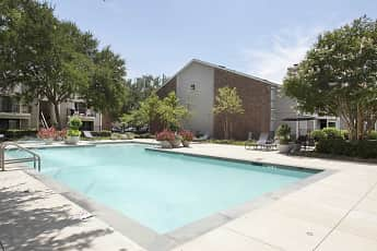 Pool, Raintree Apartments, 0