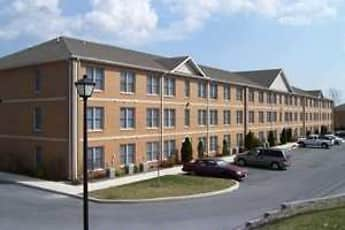 Building, Fountainview Apartments & Townhomes, 1