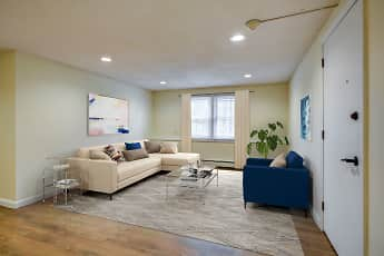 Living Room, Dover Heights Apartments, 0