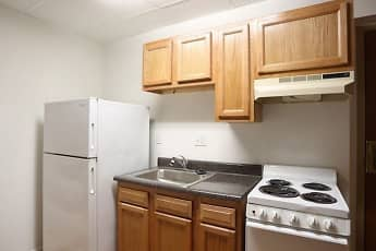 Kitchen, West Bexley Apartments, 2