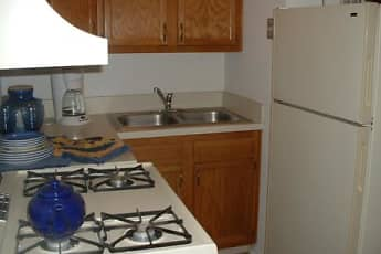 Kitchen, Oak Village LC, 1