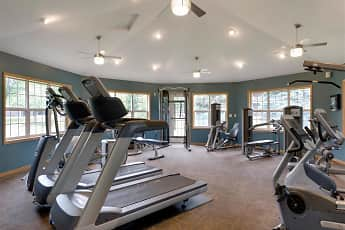Fitness Weight Room, Mallard Ridge, 0