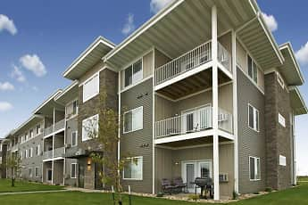 Building, Timber Creek Apartments, 0