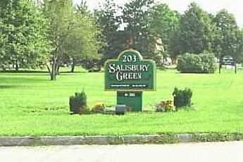 Community Signage, Salisbury Green Apartments, 1