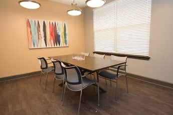 Dining Room, Le Jolliet Apartments, 2