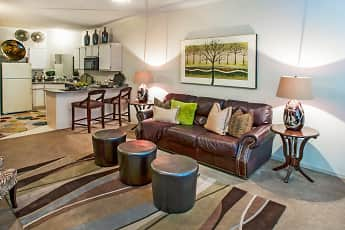 Living Room, The Greens at Springfield, 1