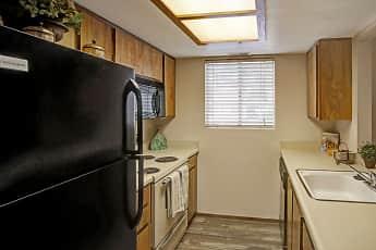 Kitchen, Overlook Point, 1