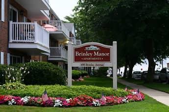 Community Signage, Brinley Manor, LLC, 0