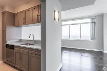 Kitchen, One City Place, 0