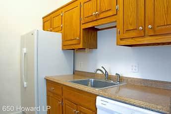 Kitchen, 72 Maple Street Apartments, 1