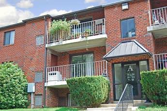 Building, Bridgewater Apartments, 2