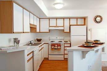 Kitchen, Oakstone/ Country Oaks, 1
