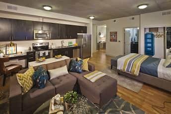 Living Room, Skyhouse South, 0