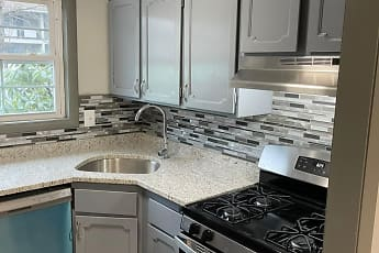 Kitchen, Wedgewood Apartments, 0