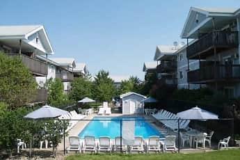 Pool, Cross Creek Apartments, 0
