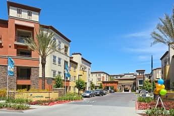 Building, La Moraga Apartments, 1