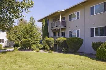 Building, Hilltop Garden - Redding California, 0