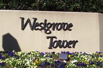 Community Signage, Westgrove Tower, 2
