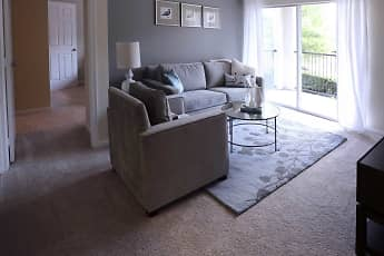 Living Room, The Point At Park Station, 0