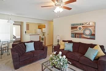 Living Room, Northpark Residences, 1