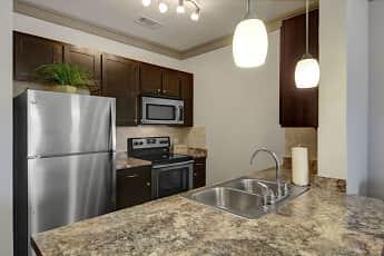 Kitchen, Atria Apartments, 1