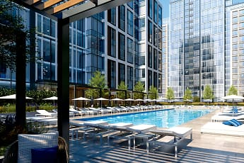 Pool, The Alyx at EchelonSeaport, 1