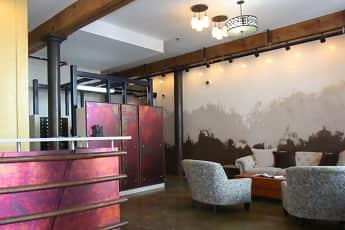 Fitness Weight Room, SilkLofts, 2