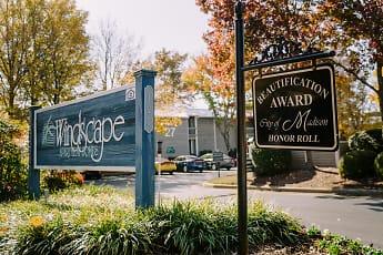 Community Signage, Windscape Apartments, 0