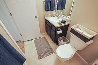 Bathroom, Terrameer, 2