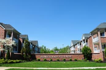 Community Signage, Homestead Village, 0