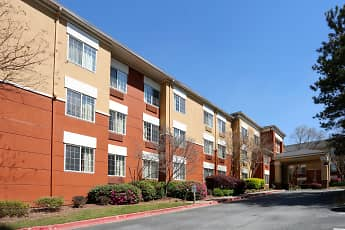Building, Furnished Studio - Atlanta - Marietta - Powers Ferry Rd., 1
